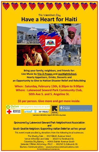 heart Haiti